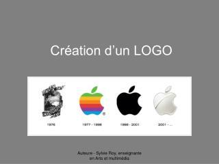Création d'un LOGO