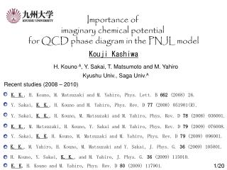 Importance of  imaginary chemical potential  for QCD phase diagram in the PNJL model