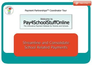 Payment Partnerships TM  Coordinator Tour