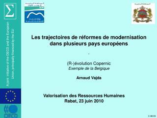 Valorisation des Ressources Humaines Rabat, 23 juin 2010