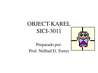 OBJECT-KAREL SICI-3011