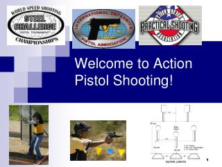 Welcome to Action Pistol Shooting!