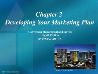 Chapter 2  Developing Your Marketing Plan