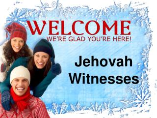 Jehovah Witnesses