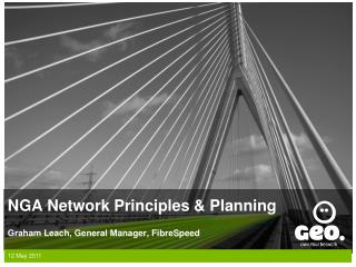 NGA Network Principles & Planning