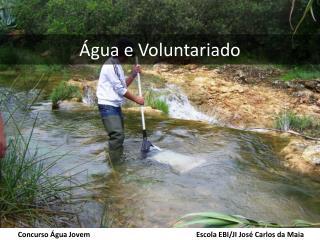 Água e Voluntariado