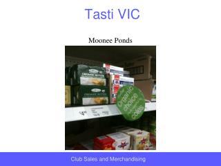 Tasti VIC