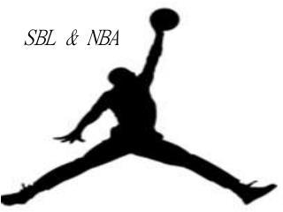 SBL & NBA
