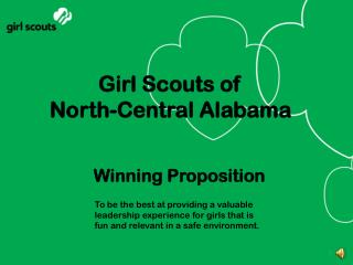 Girl Scouts of  North-Central Alabama