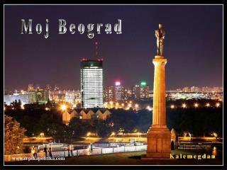 Moj Beograd