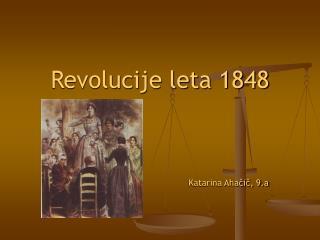 Revolucije leta 1848