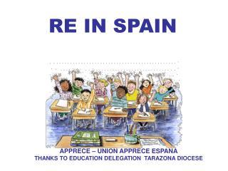 RE IN SPAIN