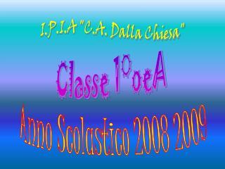 "I.P.I.A ""C.A. Dalla Chiesa"""