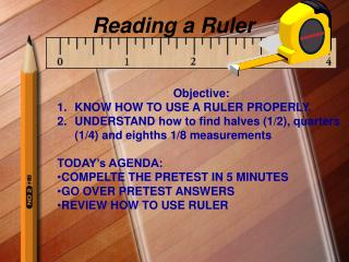 Reading a Ruler