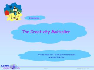 The Creativity Multiplier