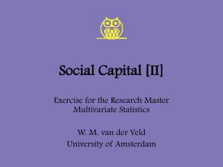 Social Capital [II]