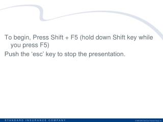 To begin, Press Shift + F5 (hold down Shift key while you press F5)