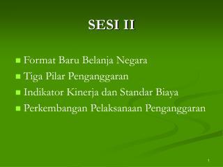 SESI II