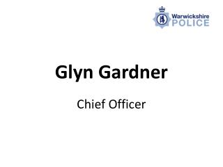 Glyn Gardner