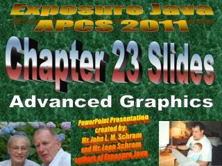 Chapter 23 Slides