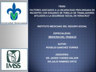 TESIS: