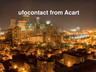 ufocontact from Acart