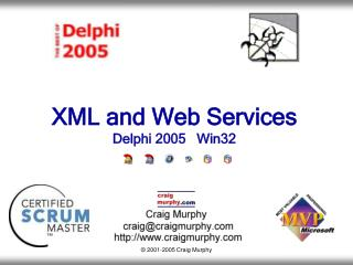 XML and Web Services Delphi 2005   Win32