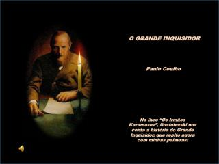 O GRANDE INQUISIDOR