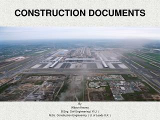 CONSTRUCTION DOCUMENTS
