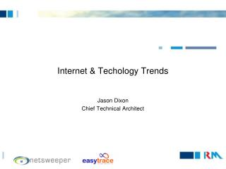 Internet & Techology Trends