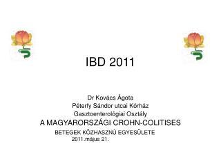 IBD 2011