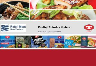 Poultry Industry Update