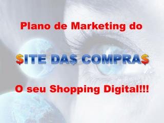 O seu Shopping Digital!!!