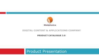 DIGITAL CONTENT & Applications Company
