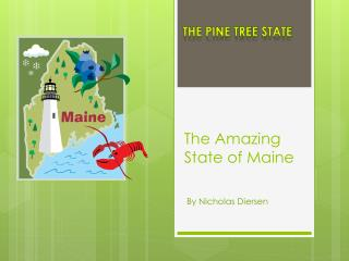 The Amazing State of Maine