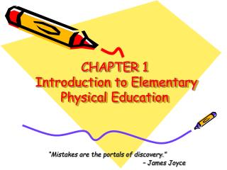 CHAPTER 1  Introduction to Elementary Physical Education