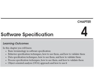 UML's StateChart