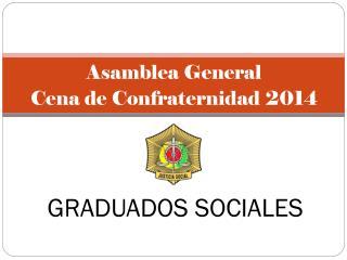 GRADUADOS SOCIALES