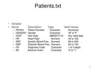 Patients.txt
