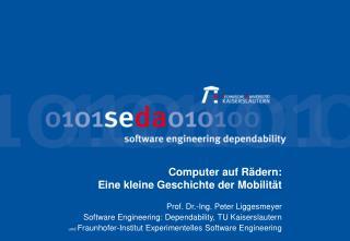 Computer auf Rädern: Eine kleine Geschichte der Mobilität