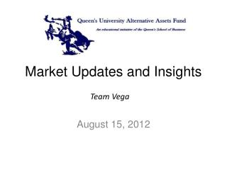 Market Updates and Insights