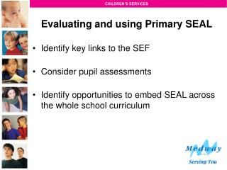 Evaluating and using Primary SEAL