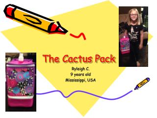 The Cactus Pack