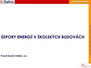 SPORY ENERGI  V  KOLSK CH BUDOV CH