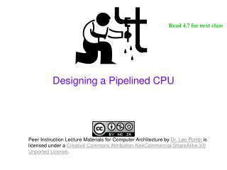 Designing a Pipelined CPU