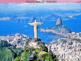 BRAZIL-RIO DE JANEIRO