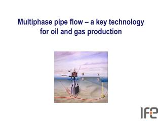 Multiphase pipe flow � a key technology for oil and gas production