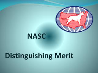 NASC Distinguishing Merit