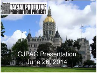 CJPAC Presentation June 26, 2014