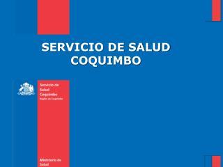SERVICIO DE SALUD COQUIMBO